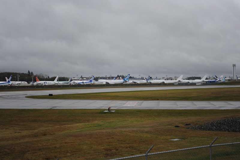 Bezoek aan de Boeing Fabriek Seattle - Ga met goMICE!