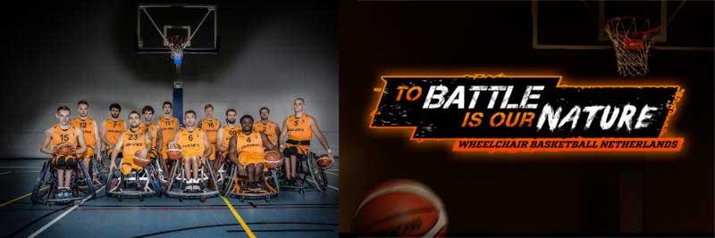 De Rolstoel Basketball Bond - DE NBB naar de Tenerife