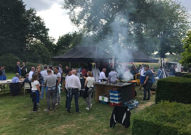 Een 2 daagse meeting georganiseerd door goMICE. Inclusief outdoor cooking workhsop!