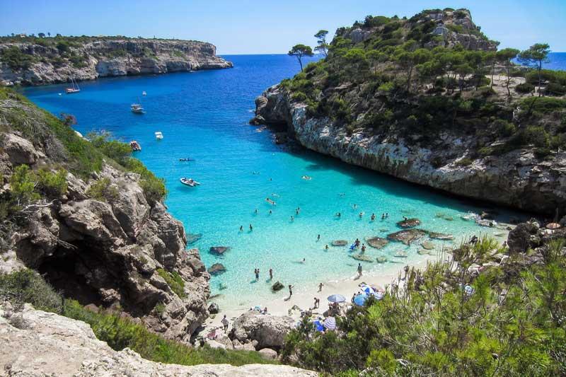 Een incentive reis naar Mallorca, goed geregeld door goMICE