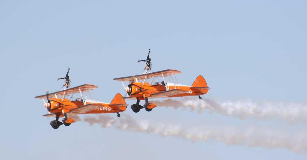 Uw zakelijke relatie of team verrassen met een sensationele incentive reis? Wellicht is de Farnborough Airshow op 21 en 22 juli 2018 een idee! Lees meer...