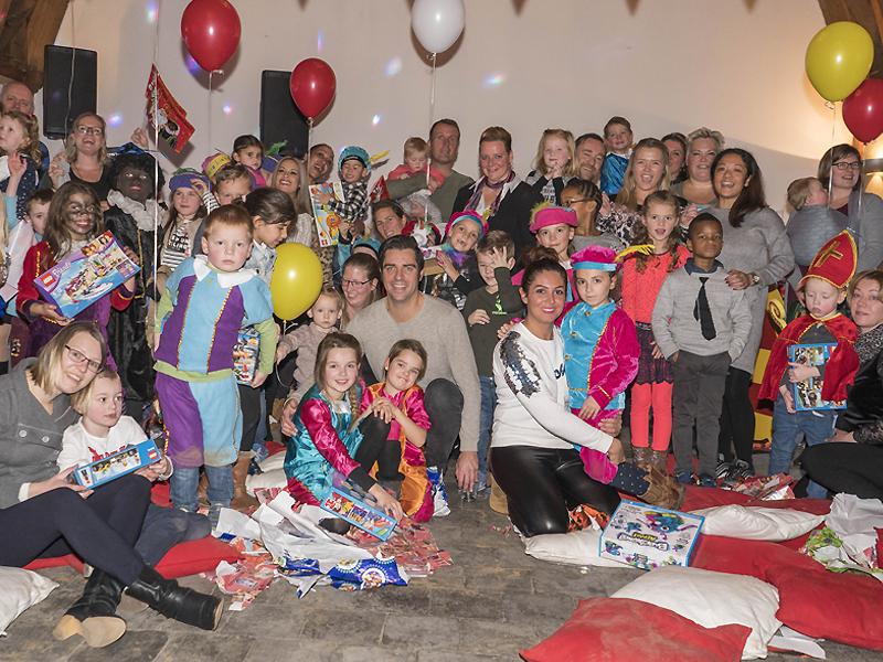 Wij organiseerden het jaarlijkse Sinterklaasfeest voor een van onze grote opdrachtgevers. Een heel bijzonder evenement op een prachtige locatie!