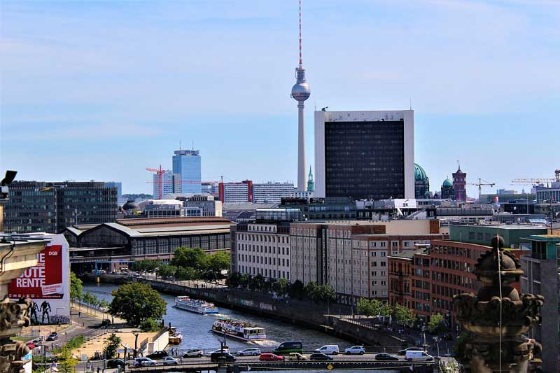 Top 10 Bezienswaardigheden tijdens incentive reizen in Berlijn